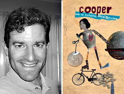 Adam Osterweil  is a comic-book lover and young-adult novelist.