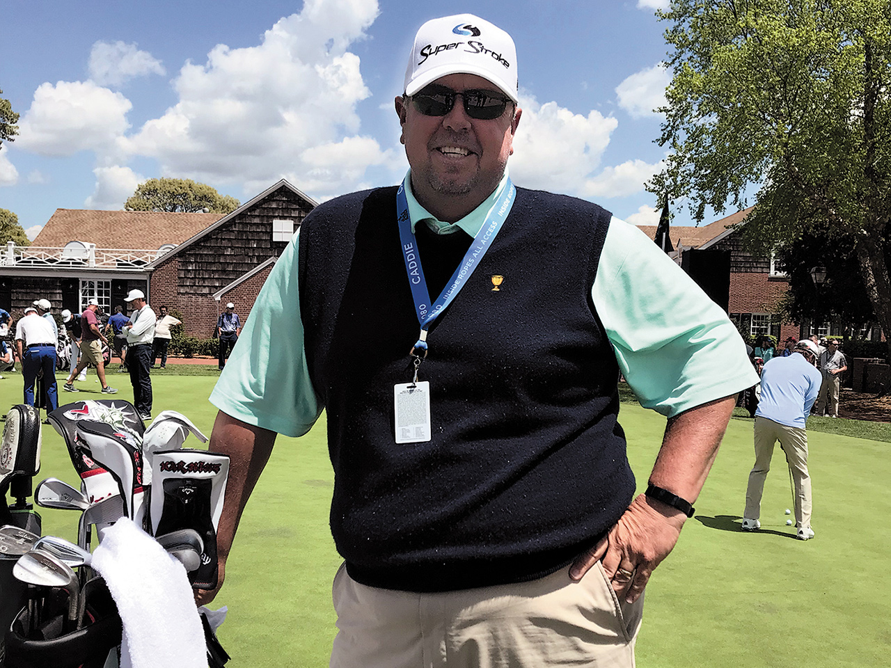 A Reunion of Sorts at Bethpage Black | The East Hampton Star