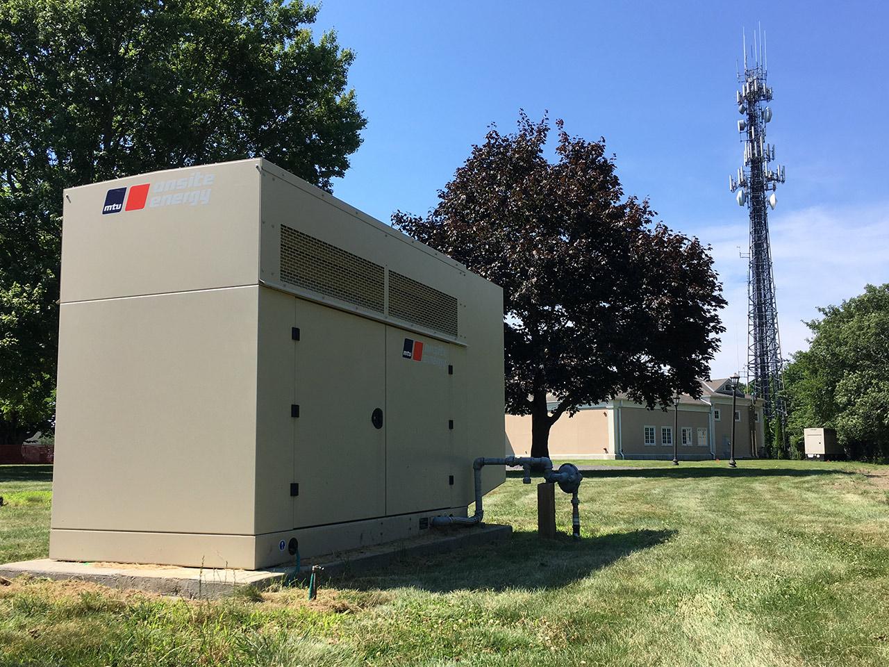 Emergency Generators for Peak Power Periods | The East Hampton Star