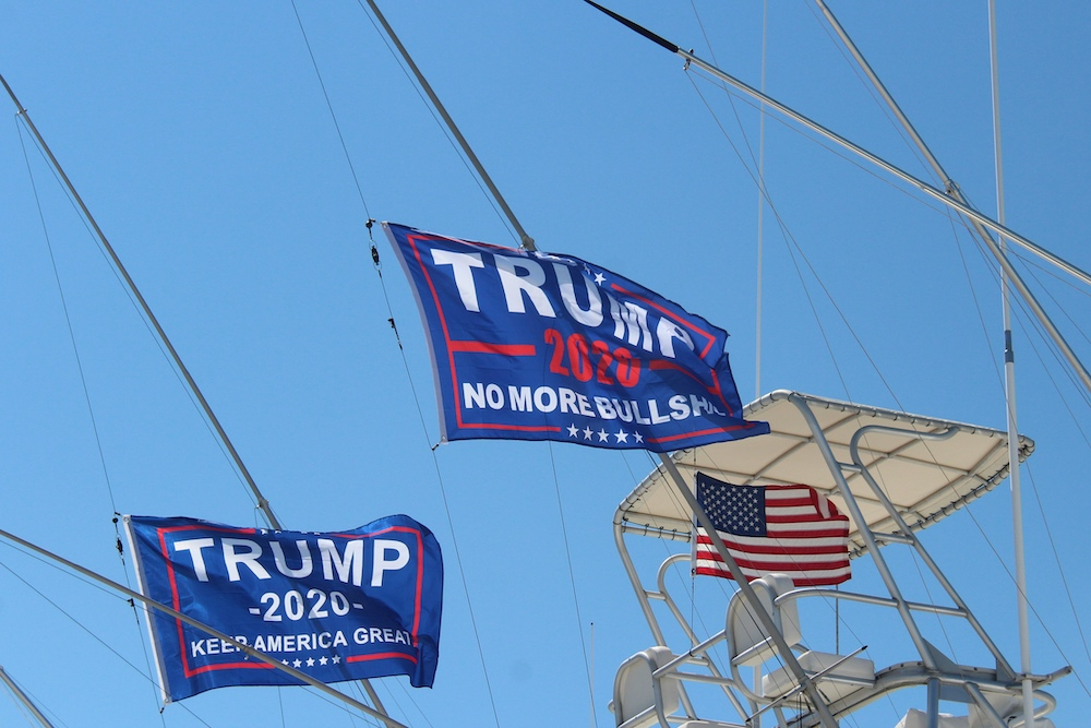 Boaters for Trump Plan TrumpStock Boat Parade Here Friday ...