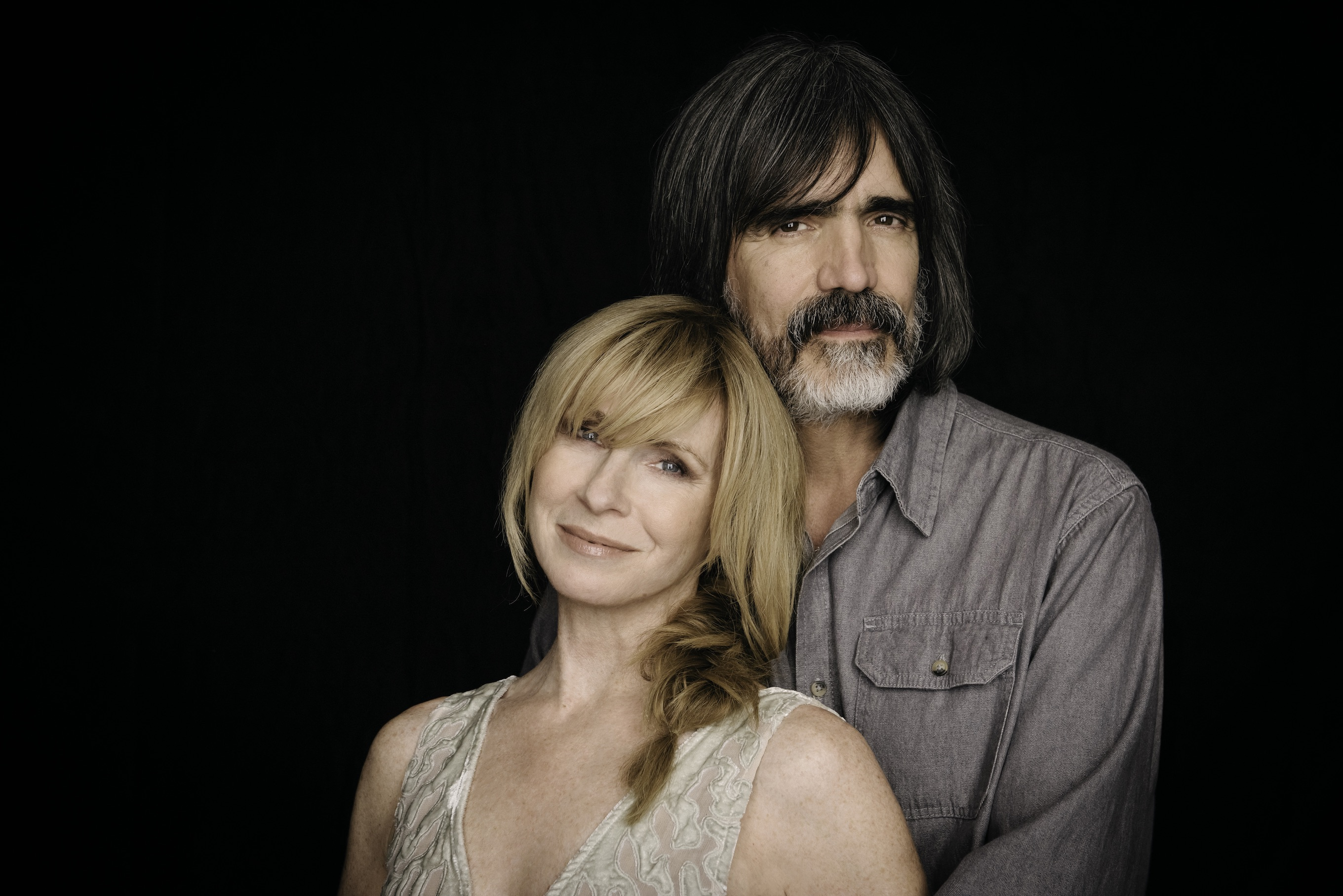 Larry Campbell and Teresa Williams. Photo: Gregg Roth