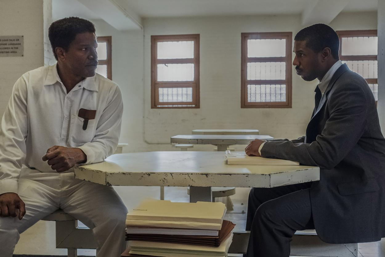 Film Festival Raises Curtain With 'Just Mercy'   The East Hampton Star