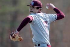 Elian Abreu's fastball was too much for the meat of Shoreham-Wading River's order.