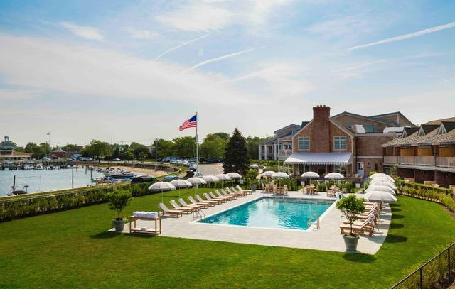 In Pandemic Hotels Plan For A New Normal The East Hampton Star