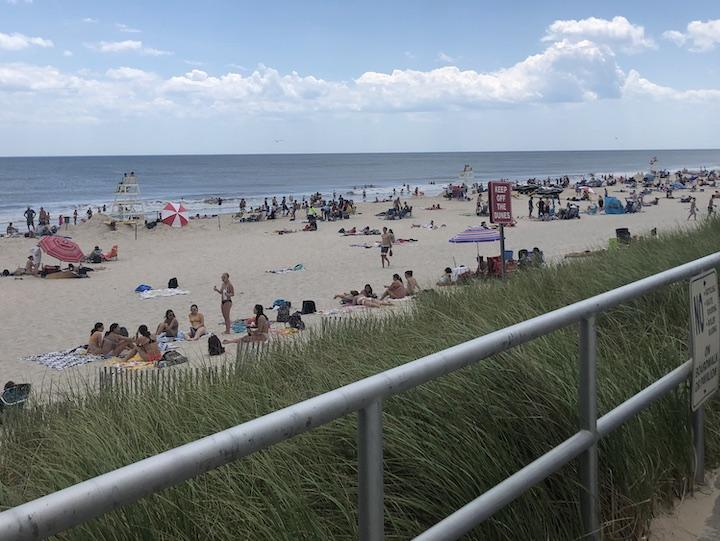 County Will Open Ocean Beaches For